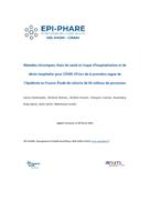 Visuel pour illustrer le rapport ANSM-Cnam